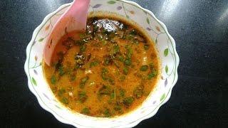 Rajasthani Gatta Curry Recipe-Besan Gatte Ki Sabzi-Gatta Curry Recipe-Full Recipe