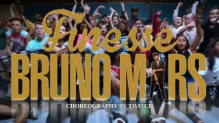 Bruno Mars - Finesse | Choreography by Stephen