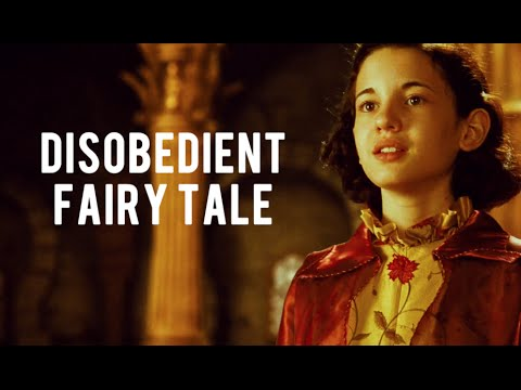 Pan s Labyrinth Disobedient Fairy Tale