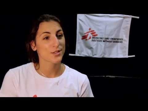 Australian nurse returns from Misrata, Libya