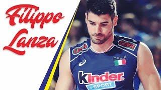FILIPPO LANZA v Serbia - The Powerful Spiker (ITA) | World League 2016