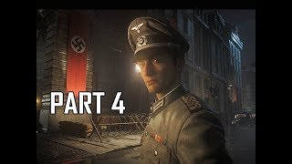 CALL OF DUTY WW2 Walkthrough Part 4 - Liberation (Campaign Story Let's Play Commentary)