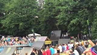 BMX/MTB Charity Jam VI 2015 - Jan Hanzlík Final Run