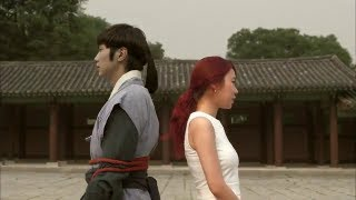 Queen And I/Queen Inhyun's Man Back to Back Scene Tagalog Dubbed