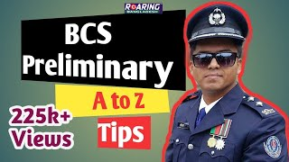 BCS Exclusive Tips by Mominul Hoq || Police Cadre (ASP) || 35th BCS || Roaring Bangladesh ||