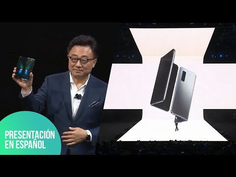 Xxx Mp4 Samsung DESLUMBRA Con Su Galaxy Fold Presentación En Español 3gp Sex