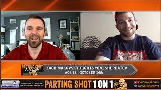 UFC vet Zach Makovsky talks ACB 72 fight Oct. 14 & Philadelphia Eagles football