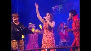 Awaara Dil | Ki Kore Toke Bolbo | Mimi Stage Performance | Bengali Song | Manasa Pujo 2016