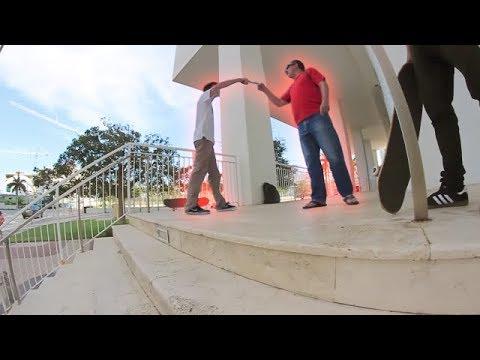 Angry Old Man vs Skater