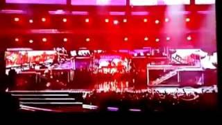 Justin Bieber ft Jaden smith   Usher   Never say never and OMG 53rd Grammy Awards 2011 performance