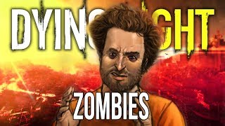 Alien Conspiracy Lunatic (Dying Light Zombies)