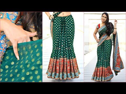 Xxx Mp4 WEIRD TRICK To Get Perfect PLEATS On HEAVY Sari How To Wear HEAVY Saree Perfectly Anaysa 3gp Sex