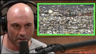 Joe Rogan - Cleaning the Great Pacific Garbage Patch