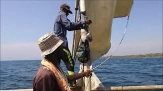 Msambweni Beach House Movie by Dave Southwood