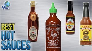 10 Best Hot Sauces 2018