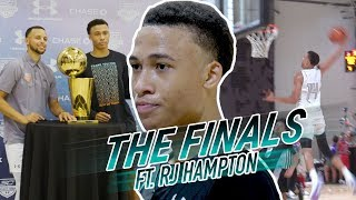 """""""Everybody Coming At My Neck!"""" Is RJ Hampton The Next High Schooler To Go Straight To The NBA? 😱"""
