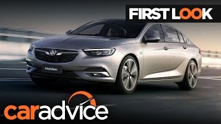 2018 Holden Commodore revealed - Teaser video | CarAdvice