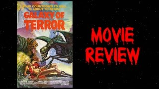 Galaxy of Terror Movie Review