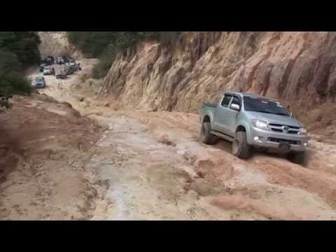 TOYOTA HILUX OFFROAD 4x4 (MORExtreme). Malaysia