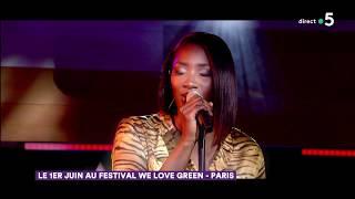 """Le live : Aya Nakamura """"Oula"""" - C à Vous - 23/05/2019"""