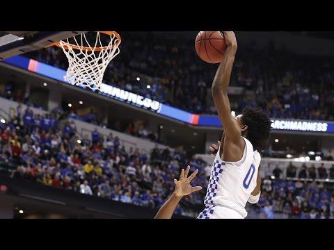 Wichita State vs. Kentucky Final Moments