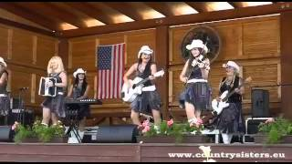 Country Sisters - Diggy Liggy (LIVE 2012) - YouTube