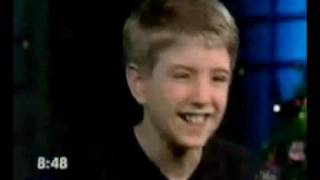 billy gilman  christmas song  today show