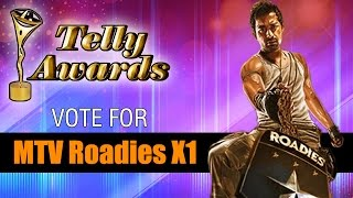 Indian Telly Awards 2014   MTV Roadies X1 Best Reality Show