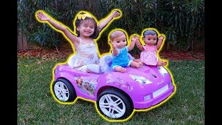 LUVABELLA PLAY #5 | Fun Sunday Baby Doll Luvabeau & Friends Toy Cookie Set | itsplaytime612