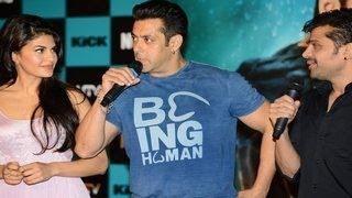 Jumme Ki Raat KICK SONG LAUNCH with Salman Khan & Jacqueline Fernandez