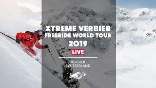 Freeride World Tour 2019 Finals LIVE from Verbier, Switzerland