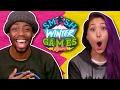 Download Lagu Winter Games Fan Art! The Show W/ No Name - Smosh Winter Games