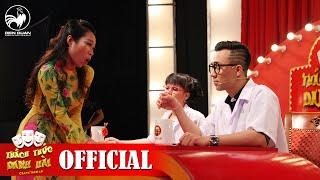 Thách Thức Danh Hài mùa 2  Cô giáo dạy Hoá làm Trấn Thành Việt Hương không nhịn được cười