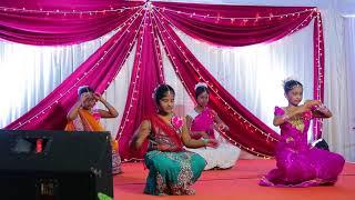 NDG presenting Shuklam Baradam Vishnu