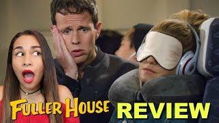 The Steve-DJ-Matt Cliffhanger Left Me Shook - Fuller House (Season 3) - TV Review