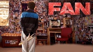 Shahrukh Khan's FAN Movie First Look Out