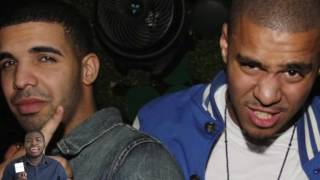 Drake Should Push Project Back After J.Cole Announces New Album, Coles Music Could Embarrass Drake's