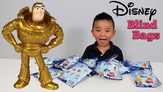 Rare Golden Buzz Lightyear Disney Pixar Toys Blind Surprise Bags Disney Cars Toy Story Ckn toys