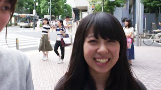 What Japanese Think of Foreign Countries 2 (Interview)