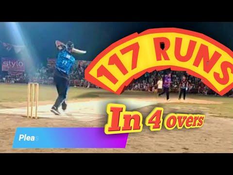 Xxx Mp4 117 Runs Chased In 4 Overs Tapeball Cricket Pakistan 3gp Sex