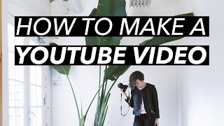 How to Make a Youtube Video (My Filming Essentials) | WITHWENDY