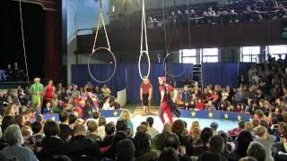 Circus Smirkus at First Night Burlington 2012 FULL SHOW!