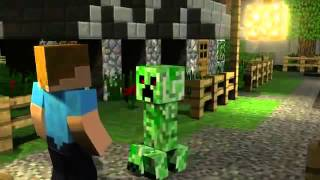 Creepers Are Terrible Minecraft Parody Song [พากย์ไทย]