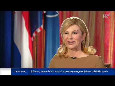 Xxx Mp4 Kolinda Grabar Kitarović Ekskluzivno Za HRT O Smjenama I Odnosima S Vladom 3gp Sex