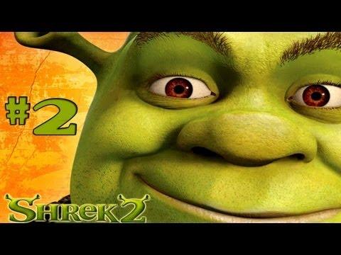 Shrek 2 The Game Walkthrough Part 2 PC HD