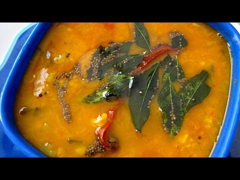Sambar Recipe in Hindi by Sonia Goyal - दक्षिण भारतीय सांभर रेसिपी @ jaipurthepinkcity.com