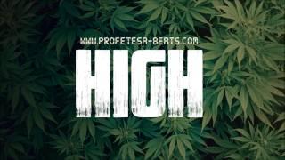 Trap Rap Beat Instrumental ''High'' (prod. Profetesa)