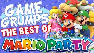 Game Grumps - The Best of MARIO PARTY