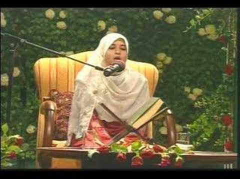 Somaya Abdul Aziz Eddeb Surat Al Fajr