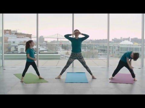Cubes énergie | Yoga pour les tout-petits  2016